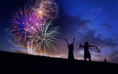 Lake Anna & Spotsylvania Courthouse Fireworks